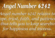 6242 angel number