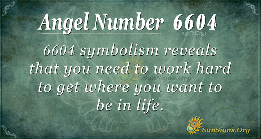 6604 angel number