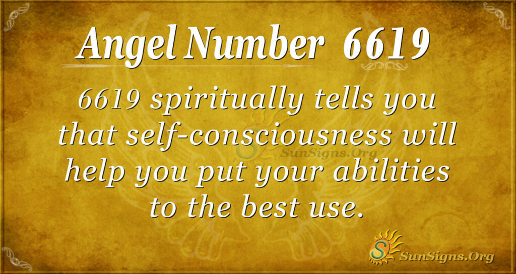 6619 angel number