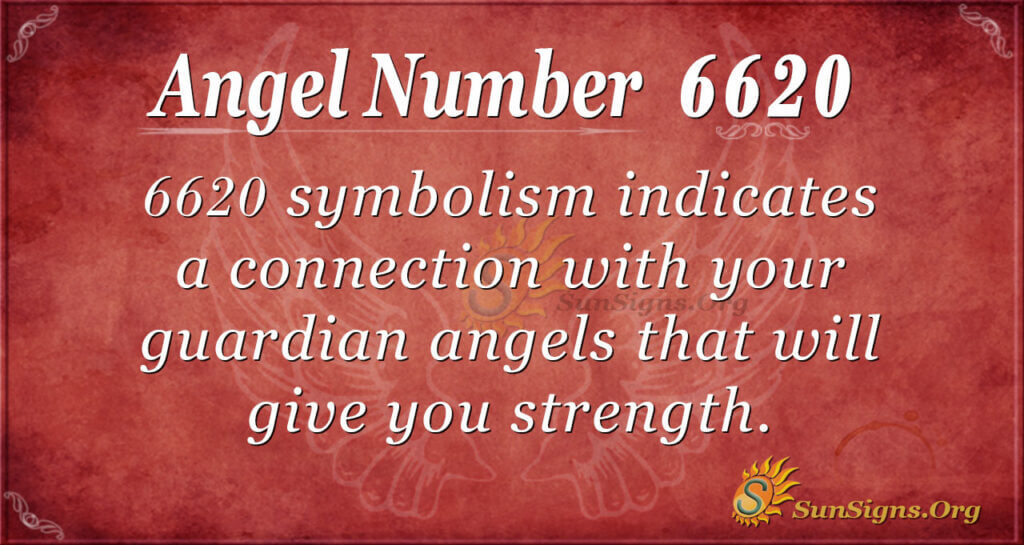 6620 angel number