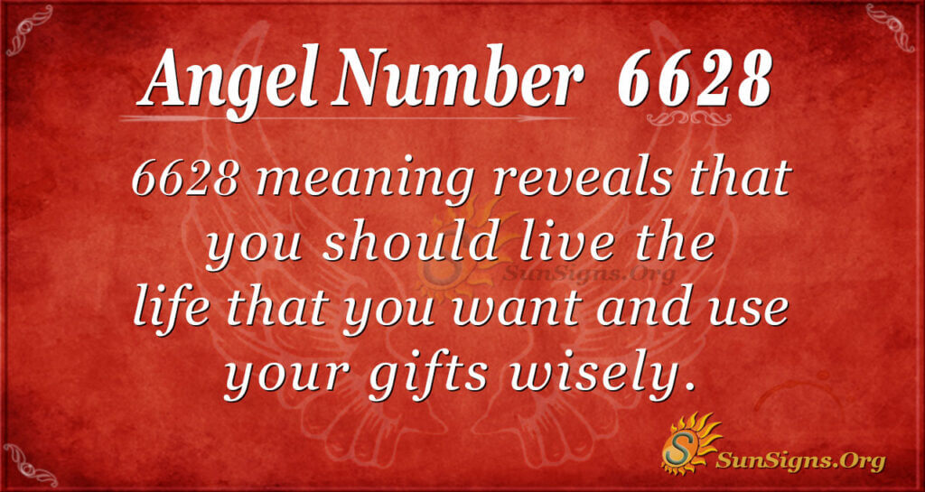 6628 angel number
