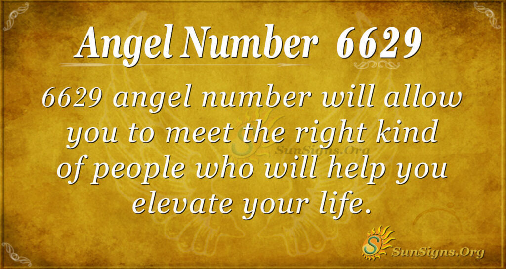 6629 angel number