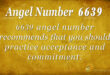 6639 angel number