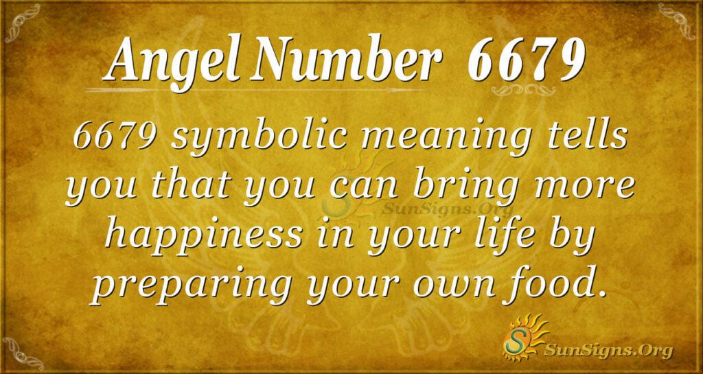 6679 angel number
