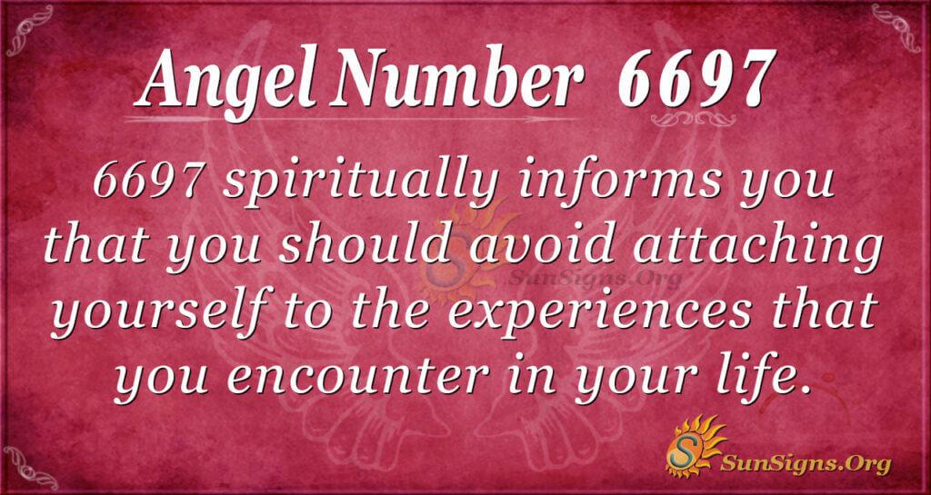 6697 angel number