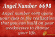 6698 angel number