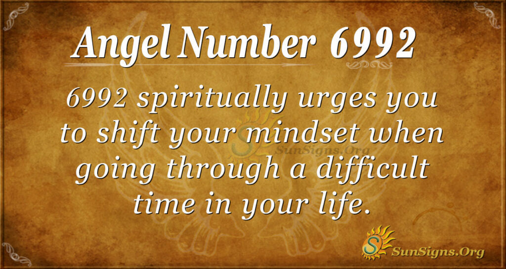 6992 angel number