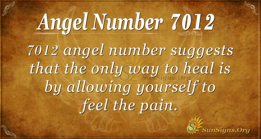 7012 angel number