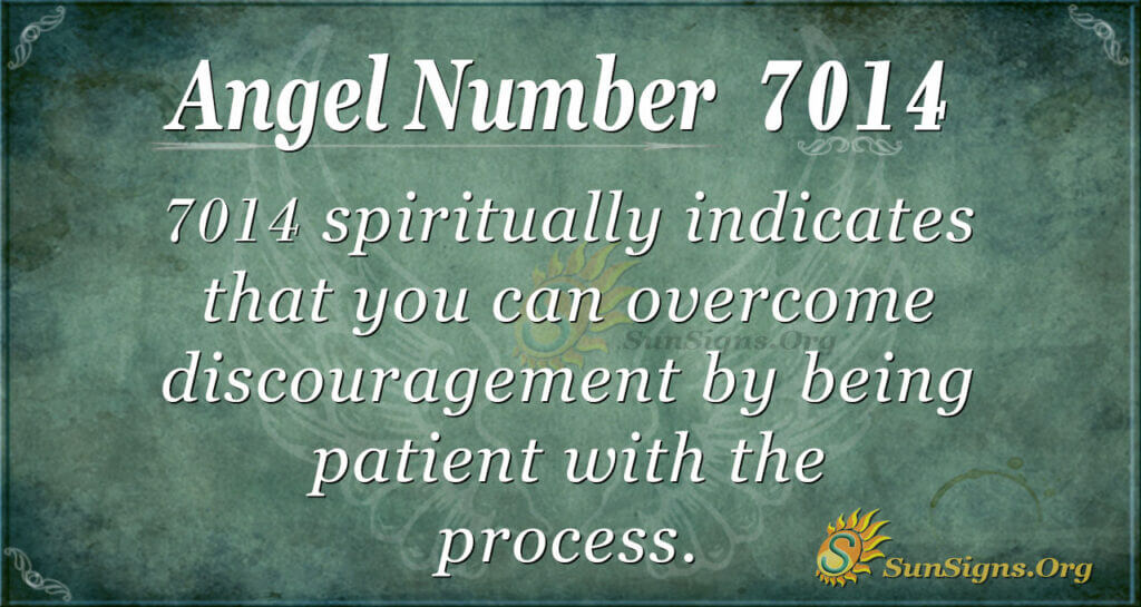 7014 angel number