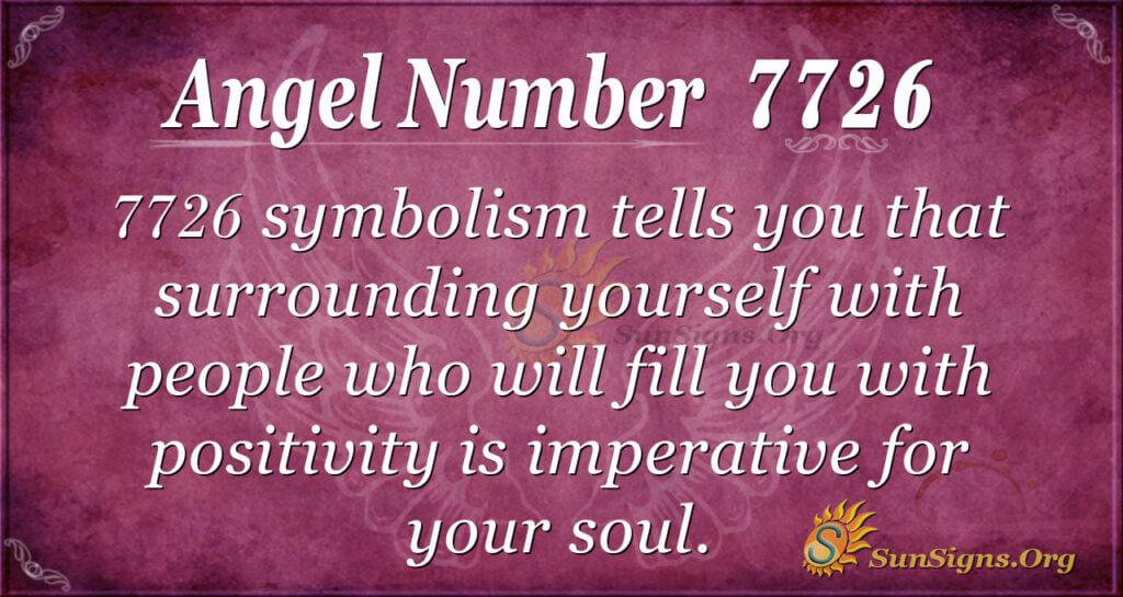 7726 angel number