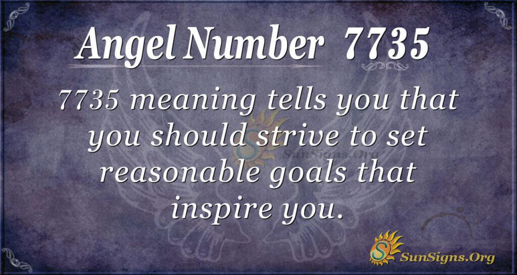 7735 angel number