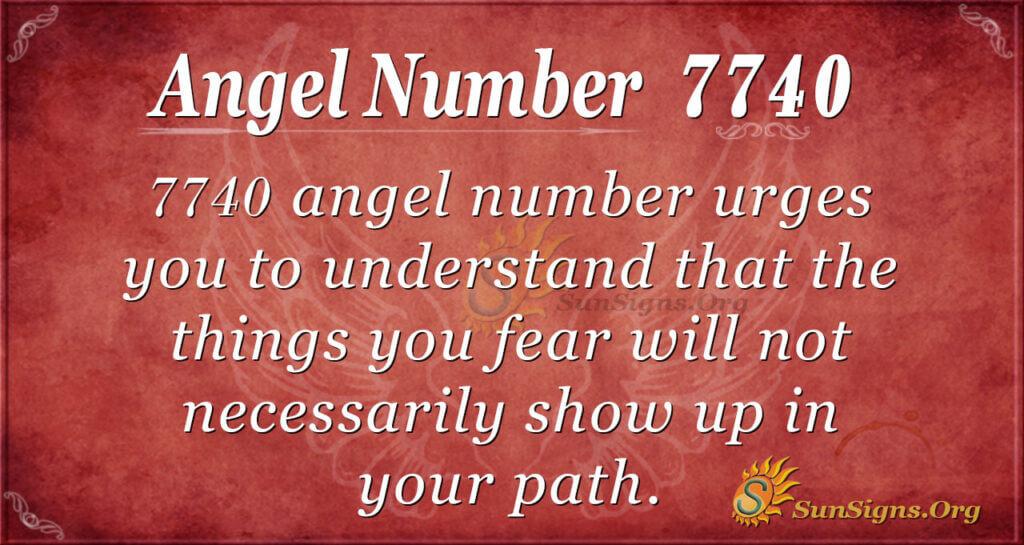 7740 angel number