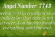 7743 angel number