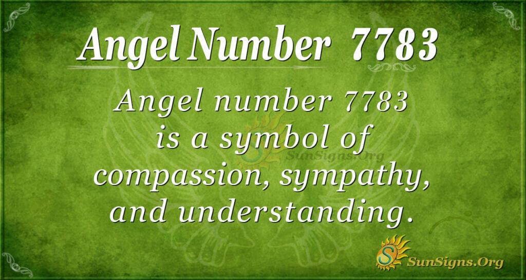 7783 angel number