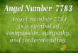 7783 angel number