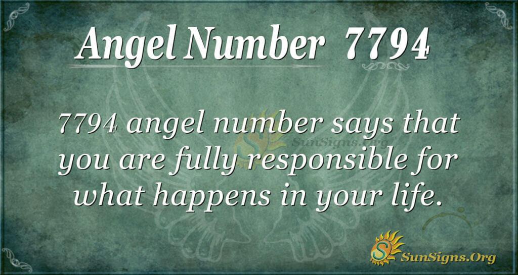 7794 angel number