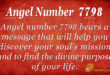 7798 angel number