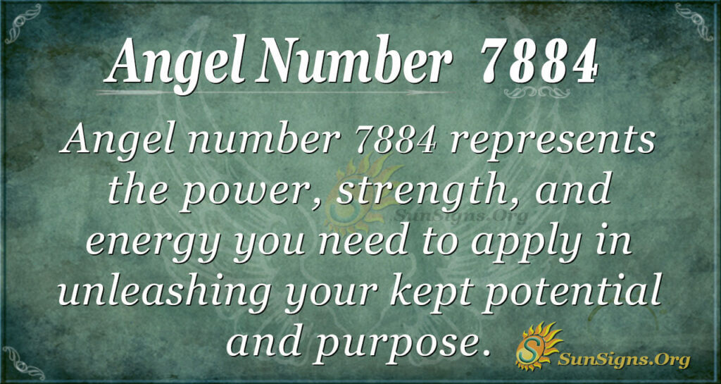 7884 angel number