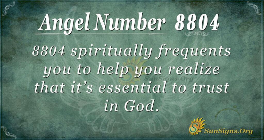 8804 angel number