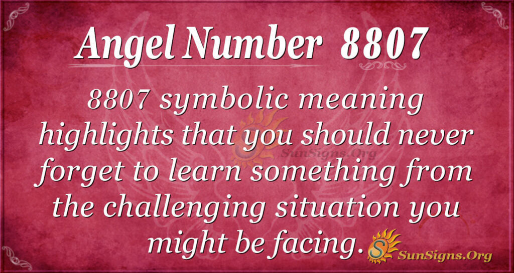 8807 angel number