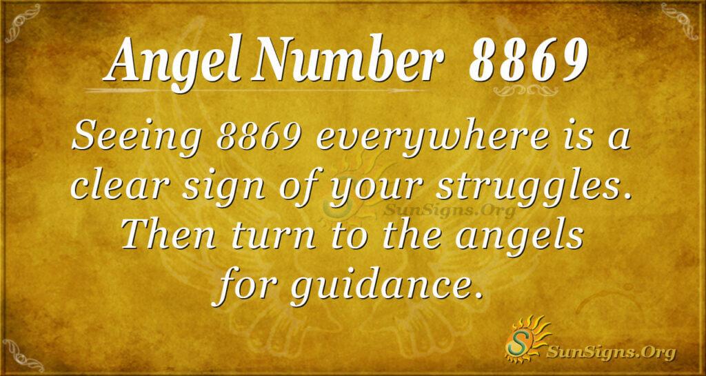 8869 angel number