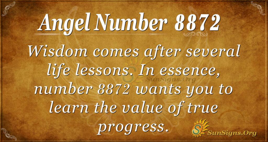 8872 angel number