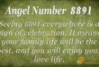 8891 angel number