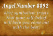 8892 angel number