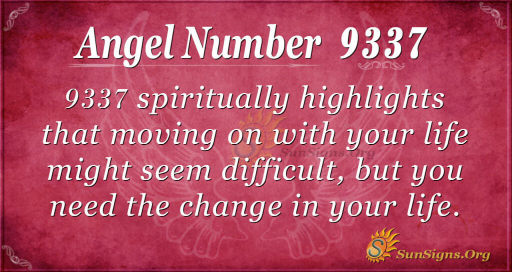 9337 angel number