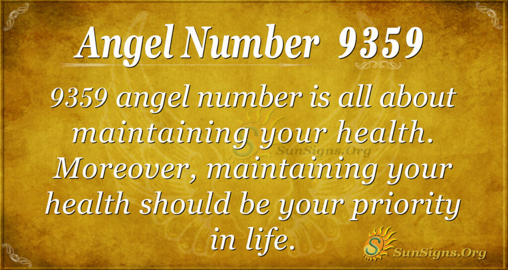 9359 angel number