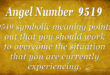 9519 angel number