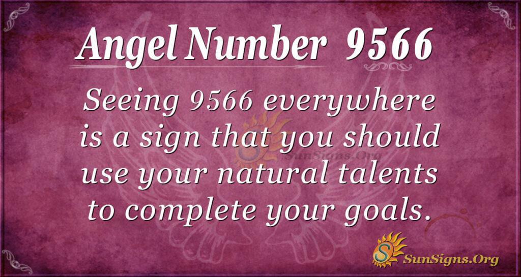 9566 angel number