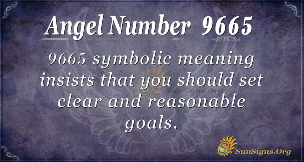 9665 angel number