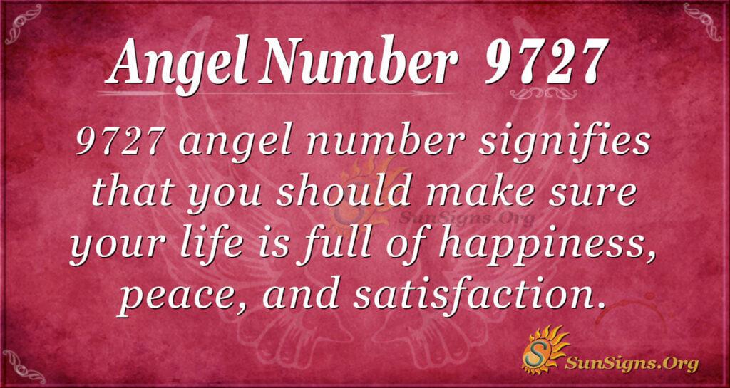9727 angel number