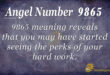 9865 angel number