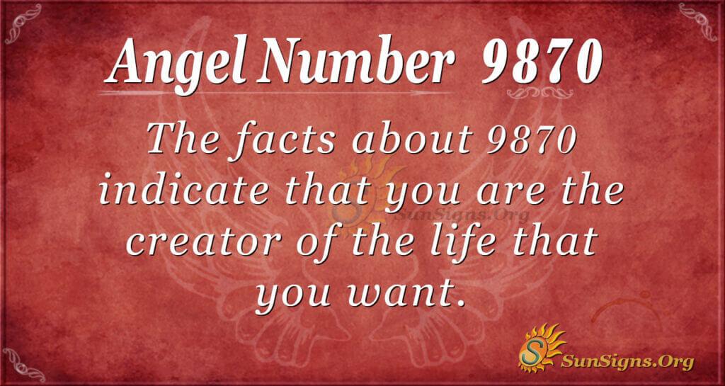 9870 angel number