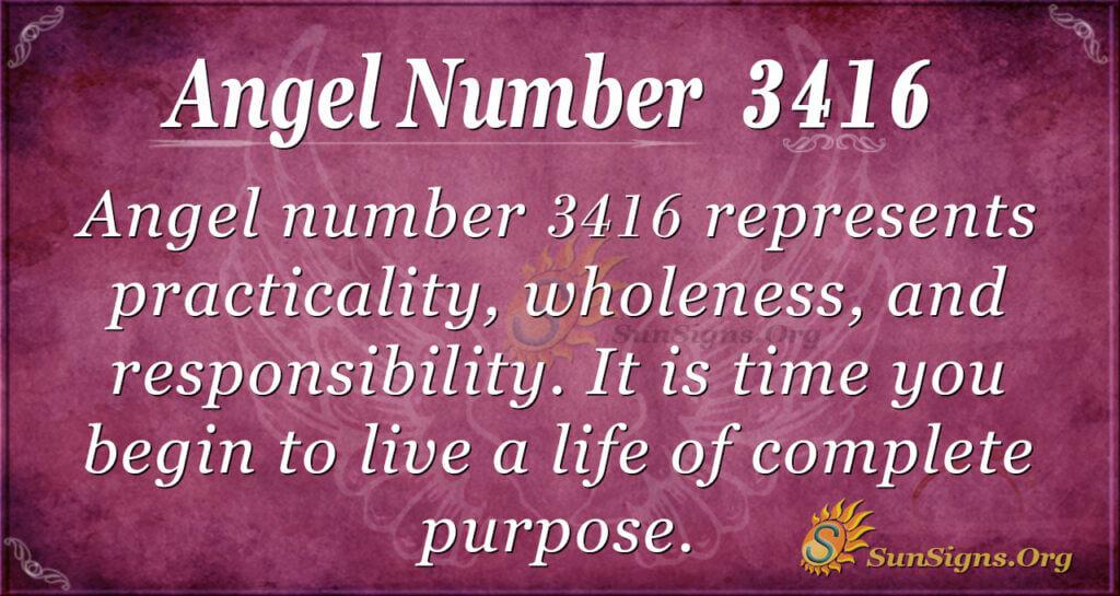3416 angel number
