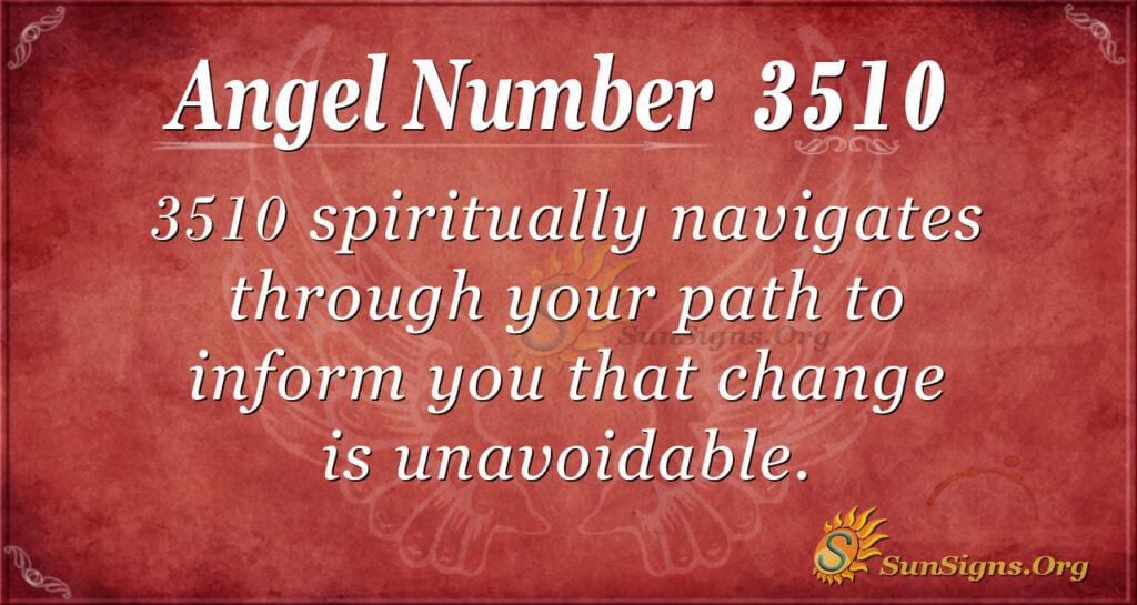 3510 angel number