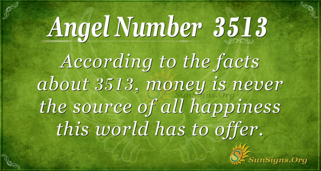 3513 angel number
