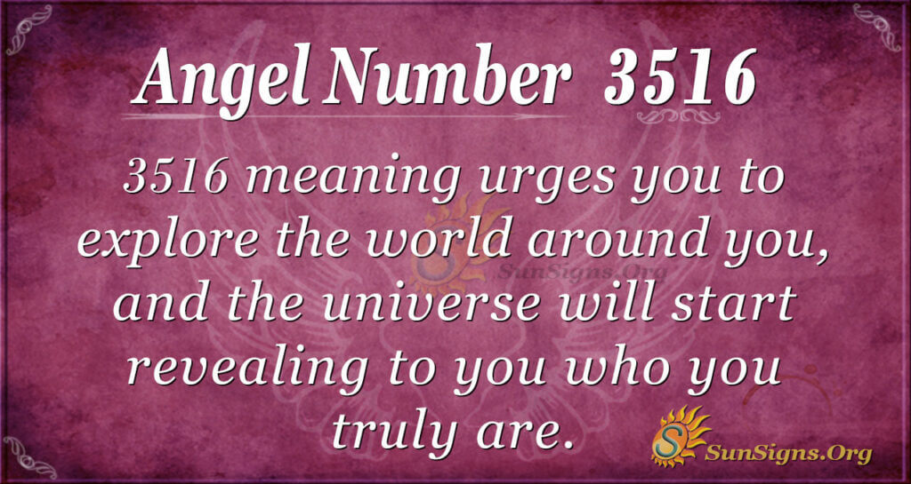 3516 angel number