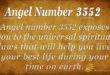 3552 angel number