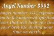 3552 angel number