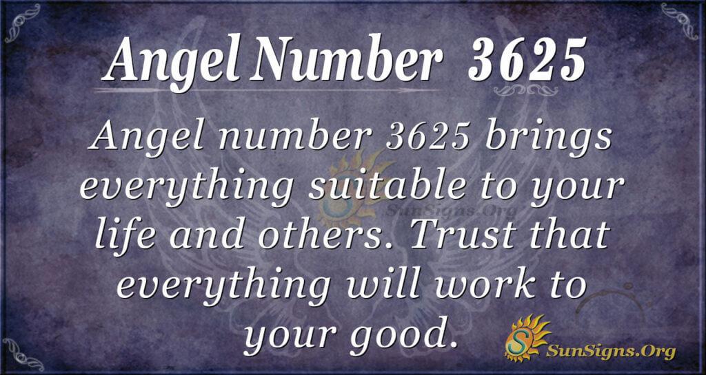 3625 angel number