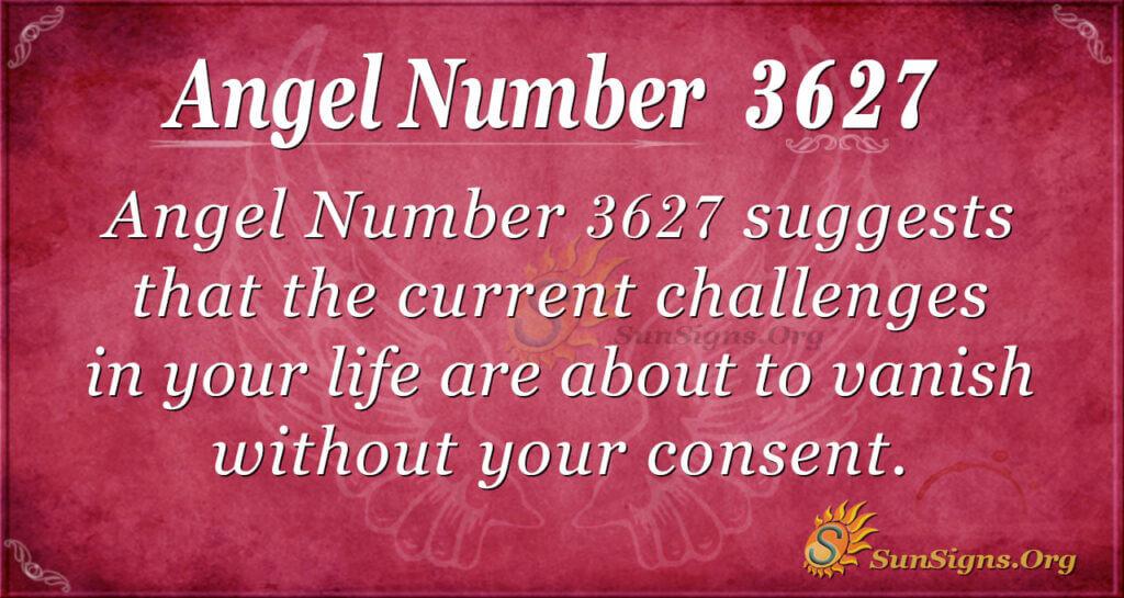 3627 angel number