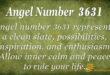 3631 angel number