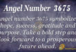 3675 angel number