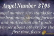 3705 angel number