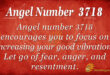3718 angel number