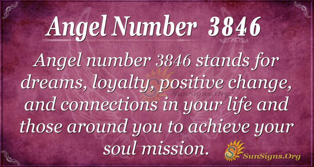 3846 angel number
