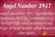 3957 angel number